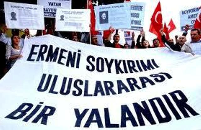 """""""Saxta erməni soyqırımı: uydurma və gerçəklik"""" adlı konfrans"""