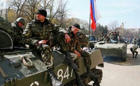 Ruslar ermenilere hucum etdiler